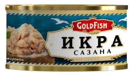 GoldFish Икра сазана