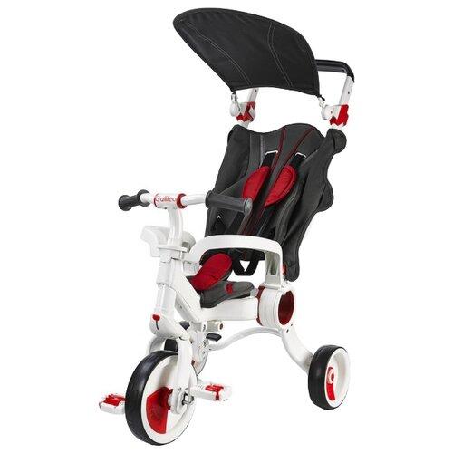цена на Трехколесный велосипед Galileo Strollcycle 4 в 1 red