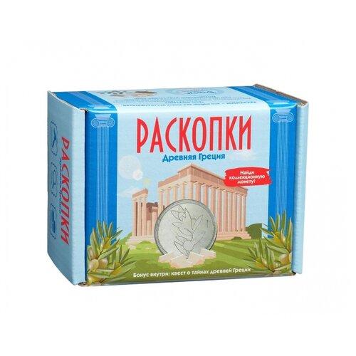 Купить Набор для раскопок Раскопки Древняя Греция, Наборы для исследований