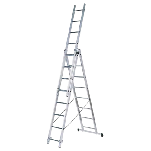 Лестница трансформер 3-секционная FIT 65434