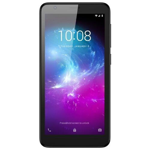 Смартфон ZTE Blade L8 1/32GB черный смартфон