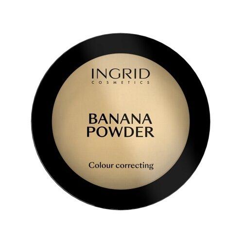 Ingrid Cosmetics Пудра Color correcting банановый eldan cosmetics официальный отзывы
