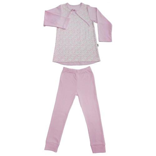 Купить Пижама Наша мама размер 98, розовый, Домашняя одежда