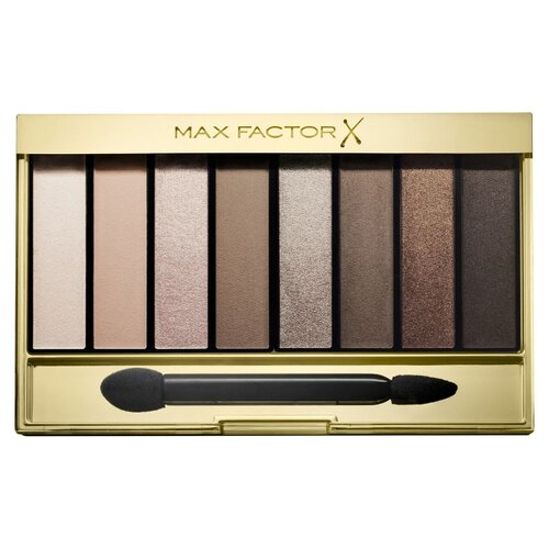 Max Factor Палетка теней Masterpiece Nude Palette 01 Cappuccino max factor палетка теней