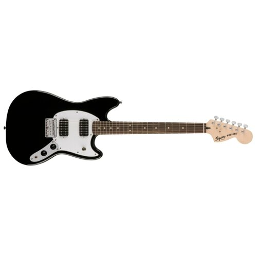 Электрогитара Squier Bullet mustang HH black