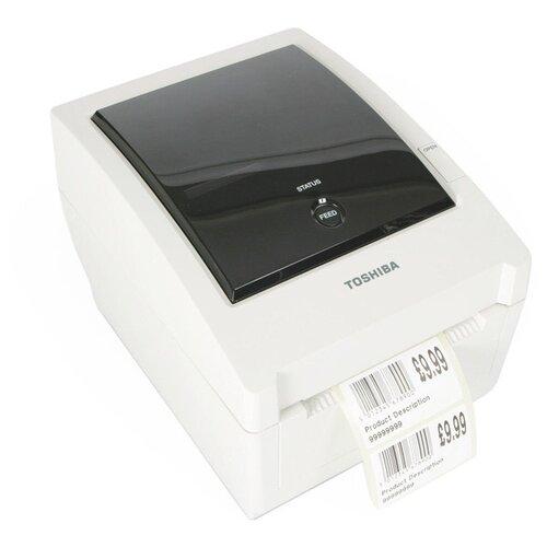Термотрансферный принтер этикеток Toshiba B-EV4T-TS14-QM-R белый