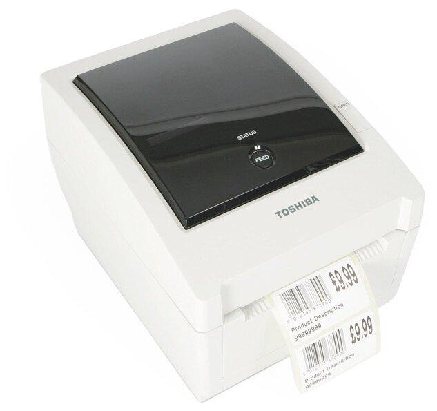 Термотрансферный принтер этикеток Toshiba B-EV4T-TS14-QM-R