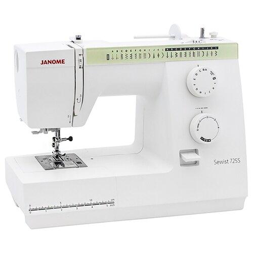 Швейная машина Janome Sewist 725s, белый