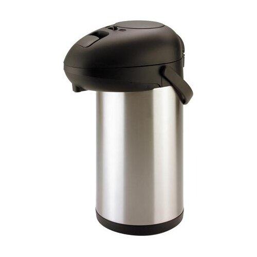 Классический термос Paderno 3150621, 3.5 л серебристый