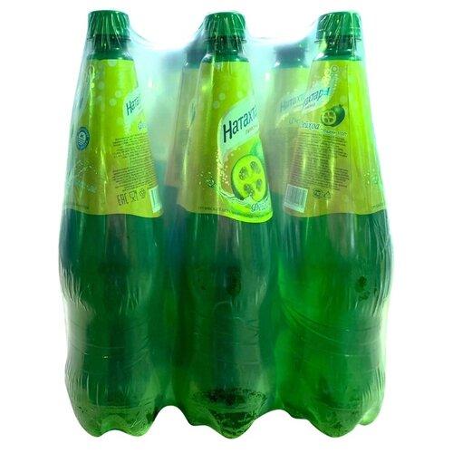 лимонад напитки из черноголовки крюшон 6 шт по 1 л Лимонад Натахтари Фейхоа, 1 л, 6 шт.