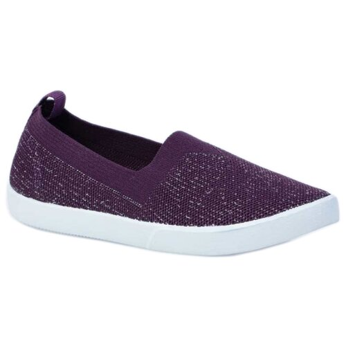 Слипоны КОТОФЕЙ 631126 размер 37, фиолетовый
