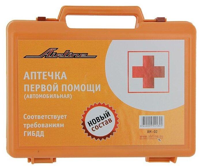 Аптечка автомобильная Airline AM 02
