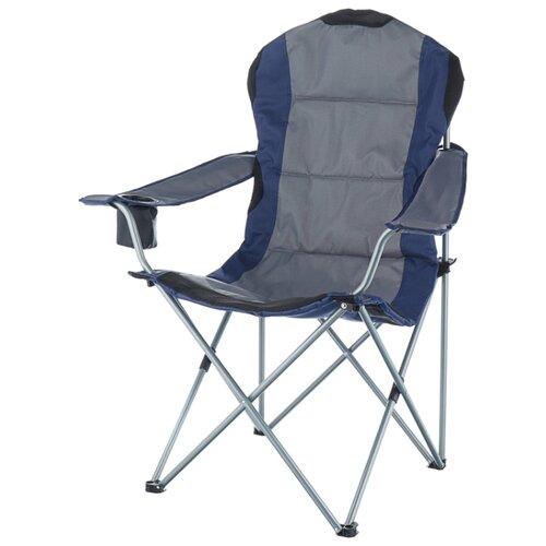Кресло Green Glade M2305 синий/черный