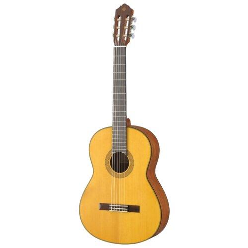 Фото - Классическая гитара YAMAHA CG122MS акустическая гитара yamaha fs820 turquoise