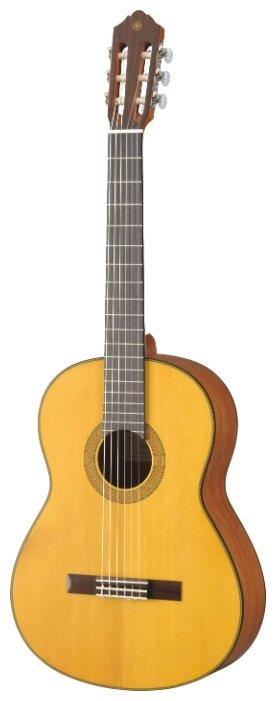 Классическая гитара YAMAHA CG122MS — цены на Яндекс.Маркете