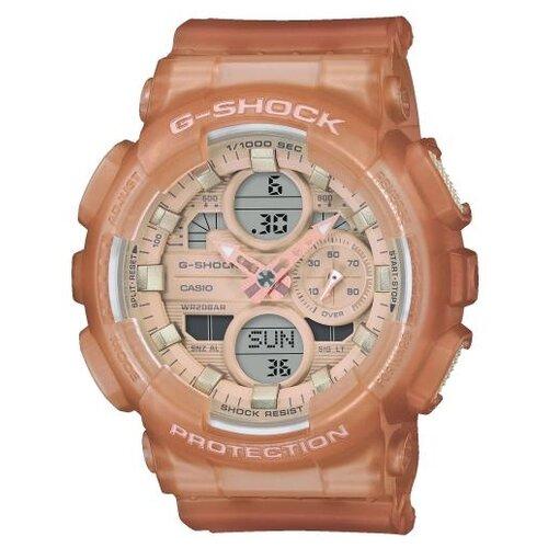 Наручные часы CASIO GMA-S140NC-5A1 наручные часы casio gma s140nc 5a1