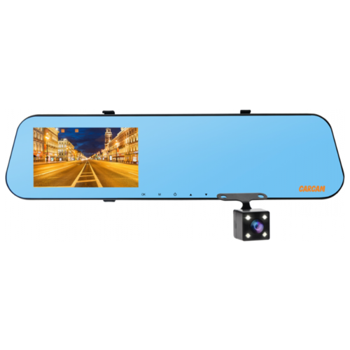 Видеорегистратор CARCAM Z6, 2 камеры
