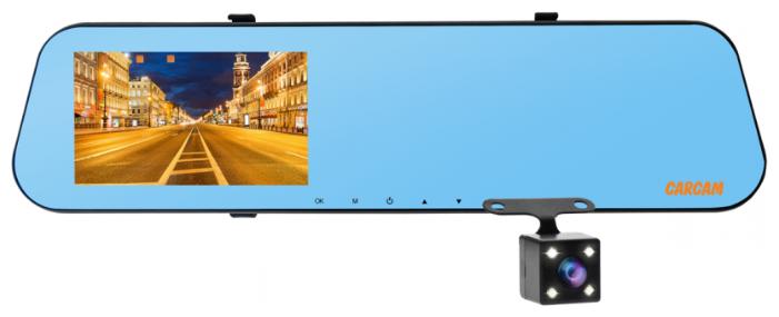 "Зеркало заднего вида с монитором AutoExpert DV-500 5"" 16:9 480x272 3Вт"