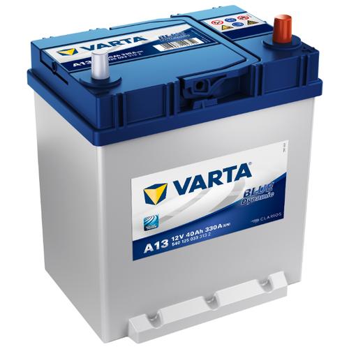 Аккумулятор VARTA Blue Dynamic A13 (540 125 033) аккумулятор varta blue dynamic a15 540 127 033