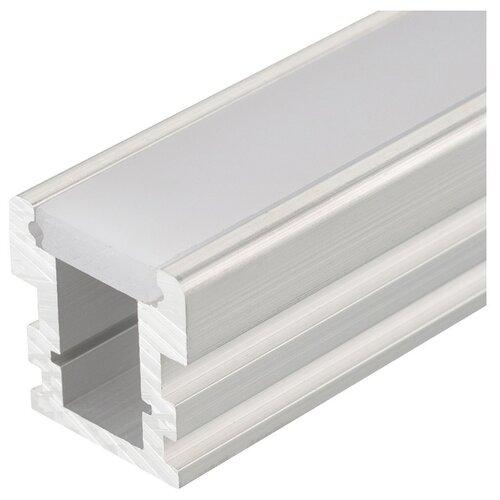 Профиль Arlight HR-F-2000 серый профиль arlight alu power w35s 2000 anod frost серый