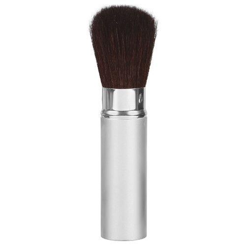 Кисть Ellis Cosmetic APP 026 коричневый/серебристый