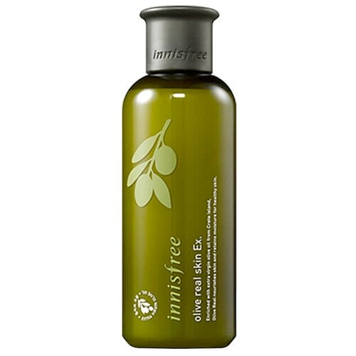 Innisfree Тонер Olive Real Skin Ex. 200 мл