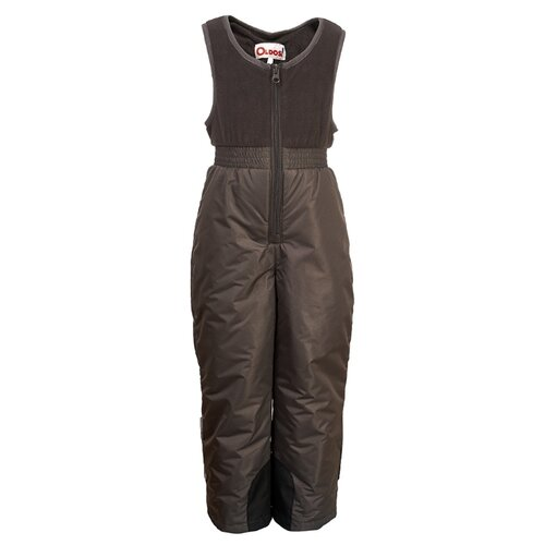 Купить Полукомбинезон Oldos Лонни OAW193T1PT68 размер 92, серый, Полукомбинезоны и брюки