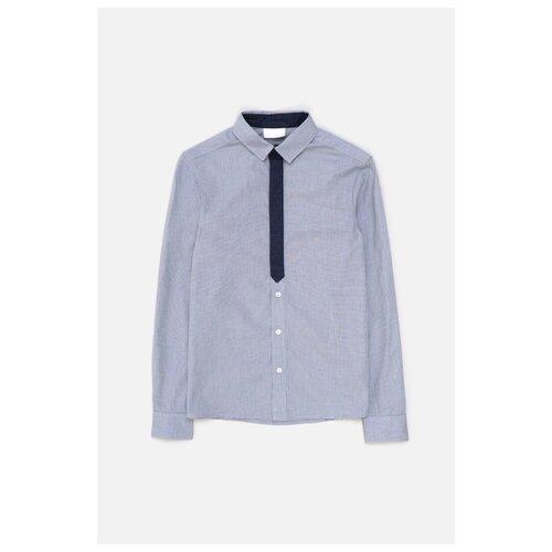 Купить Рубашка Acoola размер 164, серый, Рубашки
