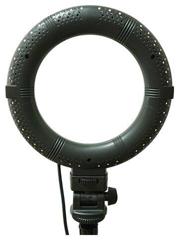 Кольцевой осветитель Okira LED RING DAR 72 (черный)