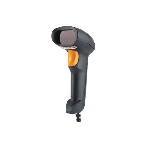 Сканер штрих-кода ручной МойPOS MSC-0100W2D черный