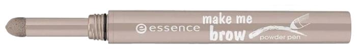 Essence карандаш для бровей Make Me Brow Powder Pen