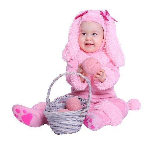 Костюм Baby-suit Пудель (DK10.6), розовый, размер 74