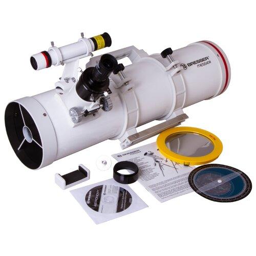Фото - Оптическая труба BRESSER Messier NT-130S/650, 74294 белый оптическая труба bresser messier nt 130s 650 74294 белый