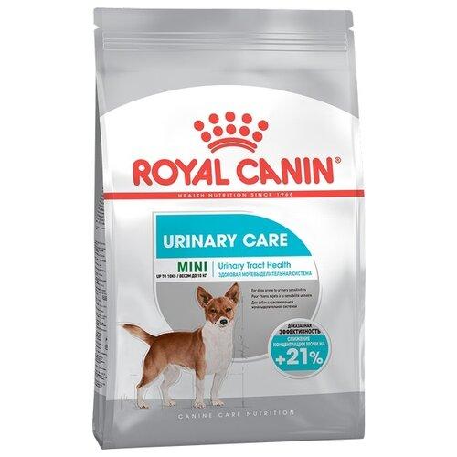 Фото - Корм для собак Royal Canin (3 кг) Mini Urinary Care корм для собак royal canin 1 кг mini urinary care