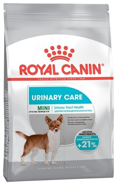 Корм для собак Royal Canin Mini Urinary Care