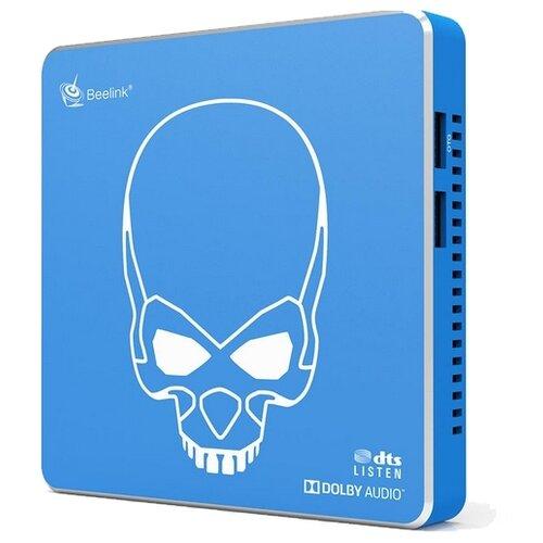 ТВ-приставка Beelink GT-King Pro WIFI 6 голубой