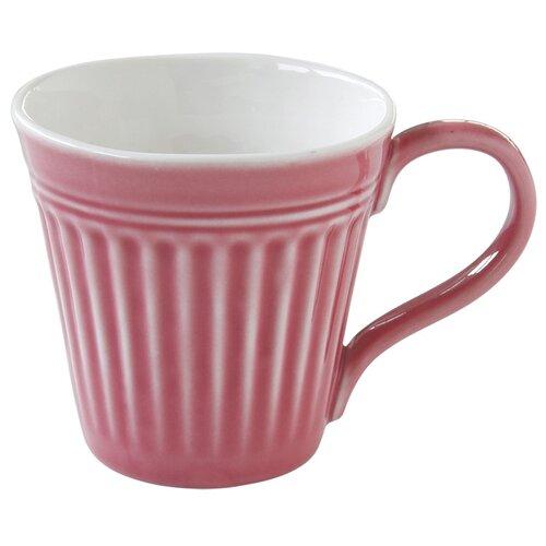 Easy Life Кружка Abitare 350 мл темно-розовый