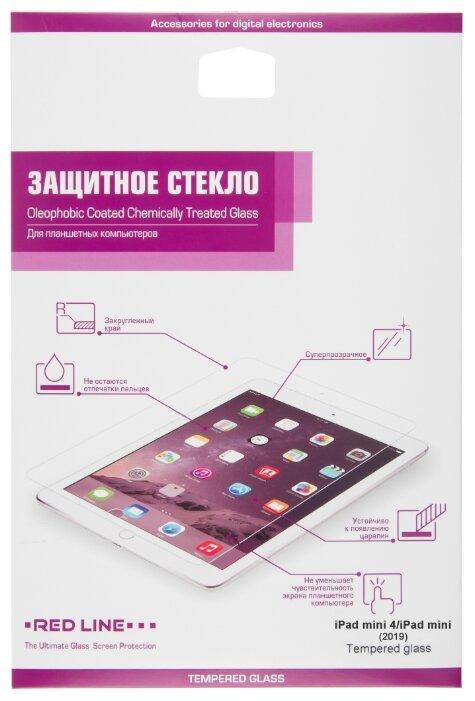 Защитное стекло Red Line Tempered glass для Apple iPad mini 4/iPad mini (2019)