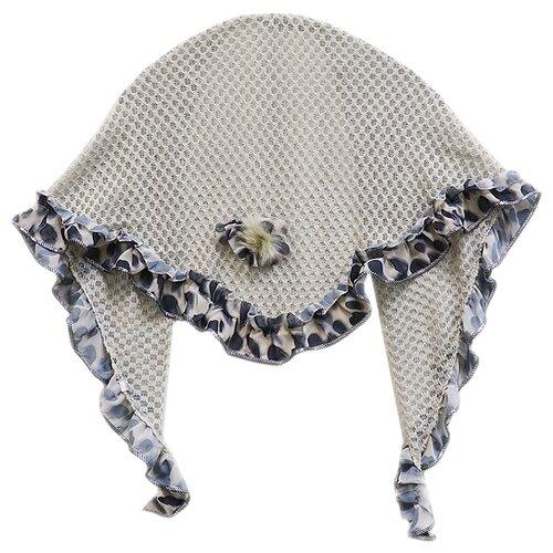 Шаль Crystel Eden 3061 серый autumn cashmere шаль