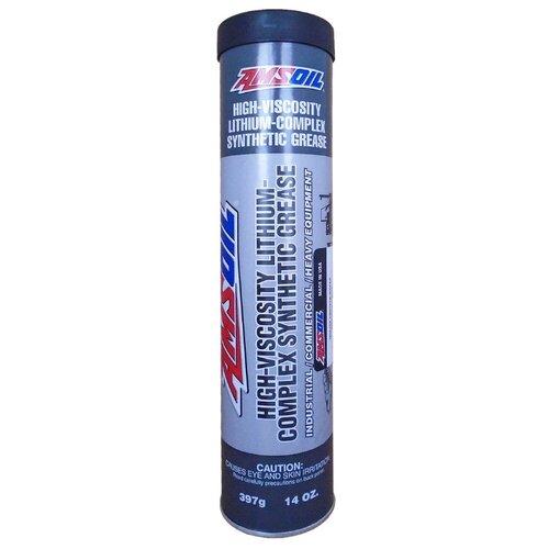 Автомобильная смазка AMSOIL High-Viscosity Lithium-Complex Synthetic Grease 0.397 кг