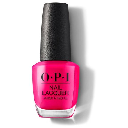 Лак OPI Nail Lacquer Classics, 15 мл, That's Berry Daring лак opi nail lacquer lisbon 15 мл оттенок no turning back from pink street