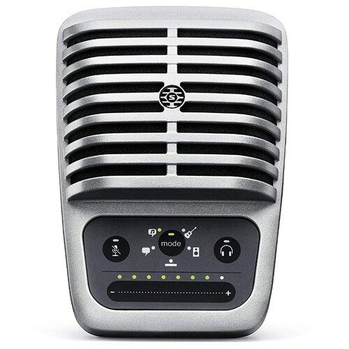 Микрофон Shure Motiv MV51/A серебристый