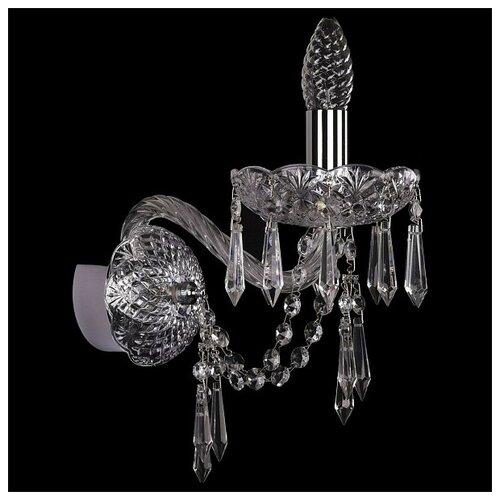 Настенный светильник Bohemia Art Classic 10.23.1.165.XL.CR.DR, 120 Вт