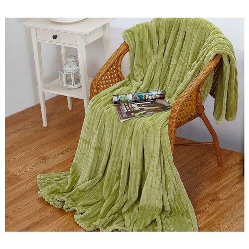 Плед Cleo Orrizonte 150x200 см, зеленый пижама cleo cleo mp002xw13o9e