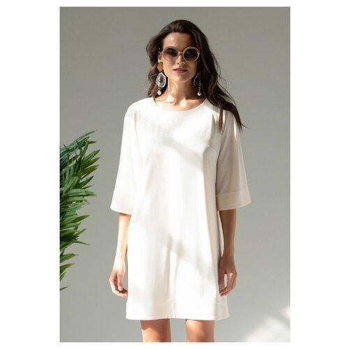 Платье Laete размер: XL(50) кремовый платье oodji collection цвет синий 24007026 37809 7500n размер xl 50