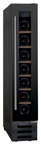 Встраиваемый винный шкаф Dunavox DX-7.22BK