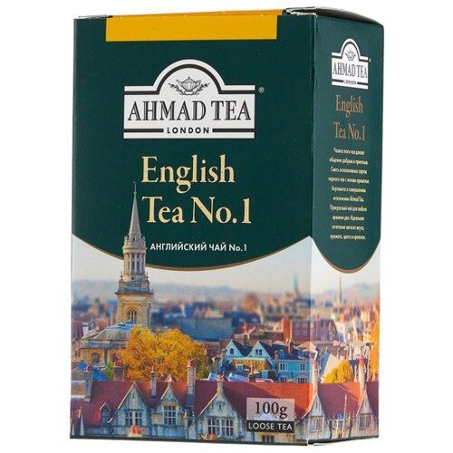 Чай черный Ahmad tea English tea No.1 , 100 г