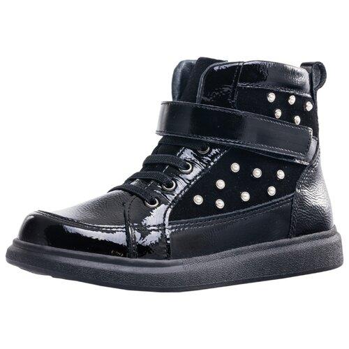 Ботинки КОТОФЕЙ размер 31, черный ботинки t taccardi размер 32 черный