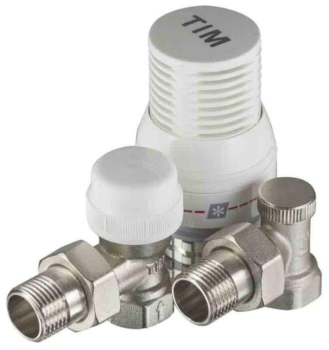 Термоголовка для радиатора Tim RVKS207.02