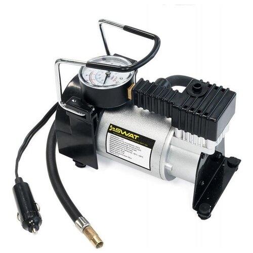 Автомобильный компрессор SWAT SWT-106 серебристый